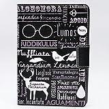 Best Apple MAGIC All In One Computers - ipad mini Case Magic Spells Alohomora Riddikulus Pattern Review