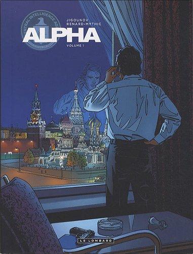 ALPHA MAGNUM - tome 1 - Magnum Alpha tomes 1 à 3