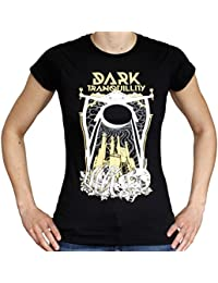 Dark Tranquillity, Girlie Frauen T-Shirt, Festivals 2015