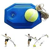 Grofitness Tennis-Trainer-Set für Anfänger, Reboundübung