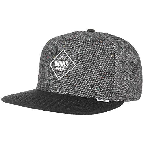 DJINNS - Felt Rubber - Snapback Cap Baseballcap Homme Chapeau Casquette de Baseball Caps