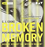 Broken Memory: Ungekürzte Lesung (1 mp3-CD)