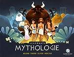 COFFRET MYTHOLOGIE (4liv.+1poster)