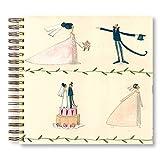 Gästebuch 'Hochzeit' illustriert von Silke Leffler