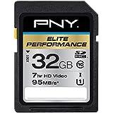 PNY P-SDH32U195-GE Carte mémoire SD 32 Go