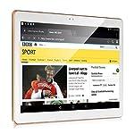 "LeaningTech 10.1"" Zoll 1.5GHz MTK6582 1280*800 HD 3G Smart Phone Phablet Android 5.1 IPS Bildschirm 16GB Telefonieren WIFI 2xKamera Tablet PC Pad Gold"