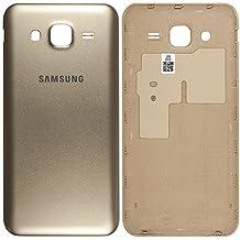 Tapa trasera dorada original de Samsung para Samsung J500H Galaxy J5, GH98-37588B