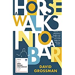 A Horse Walks Into A Bar -- Premio Booker Internacional 2017