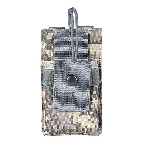 Handheld-gps-halter (Radio Case Holder, Qlan Multifunktionstasche für GPS-Telefon Walkie Talkie)