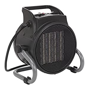 Sealey PEH2001 Industrial PTC Fan Heater 2000W/230V