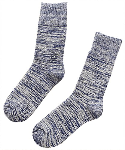 wander-ago-womens-cotton-warm-socks-thick-sport-socks-classical-design-stockings-stripe-2-pairs-navy