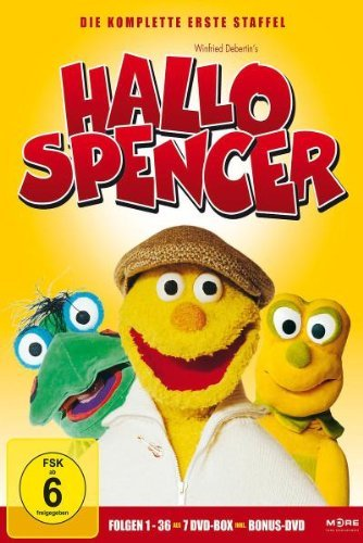 Hallo Spencer - Staffel 1 (7 DVDs)