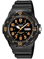 Casio Herren-Armbanduhr Analog Quarz Resin MRW-200H-4BVEF