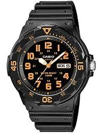 Casio Herren-Armbanduhr Analog Quarz Resin MRW-200H-4BVEF