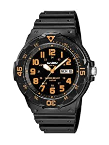 Casio Collection – Men's Analogue Watch with Resin Strap – MRW-200H-4BVEF
