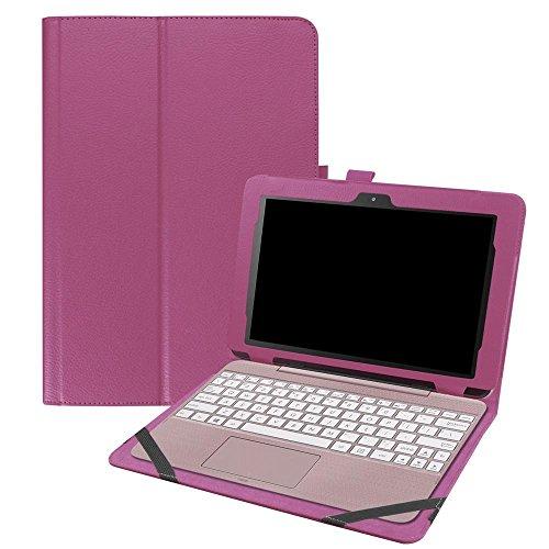 tastiera per tablet asus KATUMO® Custodiacompatibile con ASUS Transformer Book T101HA