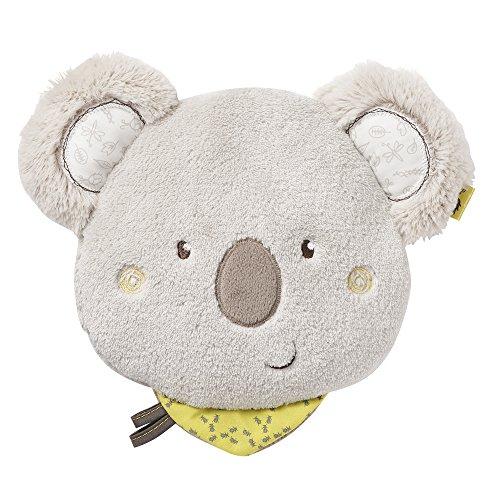 Fehn 064223 Kirschkernkissen Koala – Wärme- und Kältekissen in süßem Koala Design für Babys und Kleinkinder ab 0+ Monaten – Maße: 18 cm