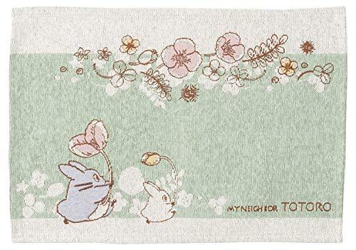 Marushin Studio Ghibli My Neighbor Totoro gewebte Tischmatte 33 x 48 cm Botanischer Garten 1165024600 Japan Import (Tischsets Zum Verkauf)