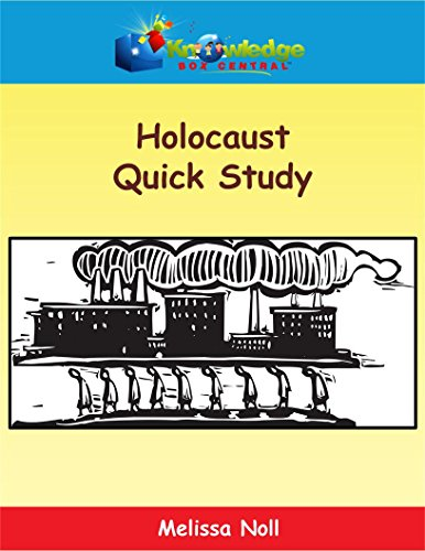 Holocaust Quick Study (English Edition)