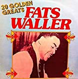 20 Golden Greats - Fats Waller LP