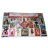Kostüme aus der ganzen Welt, Collectible set 100Stück Briefmarken. Souvenir/Speicher/MEMORIA. 100verschiedene Briefmarken. timbre-poste/Briefmarke/francobollo/Sello (Einkaufszentrum) de CORREOS.