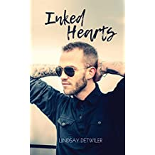 Inked Hearts (Lines in the Sand Book 1) (English Edition)