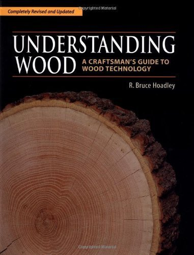 Understanding Wood: A Craftsman's Guide to Wood Technology by R. Bruce Hoadley (2000) Hardcover