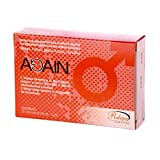 AGAIN integratore energetico maschile; complesso vegetale a base di citrullina per prestazioni mentali, fisiche e sessuali