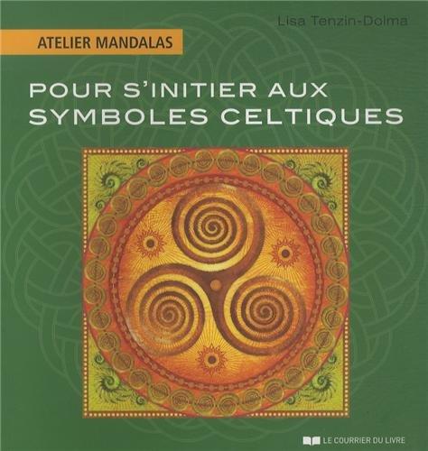 Atelier mandalas pour s'initier aux symboles celtiques par Lisa Tenzin-Dolma