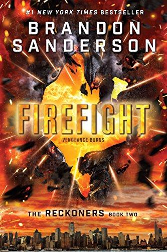 Firefight (The Reckoners, Band 2) (Boot Verfolgen)