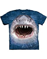 Wicked Nasty Shark T Shirt Child Unisex The Mountain