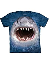 The Mountain Unisexe Enfant Méchant, Méchant Requin T Shirt