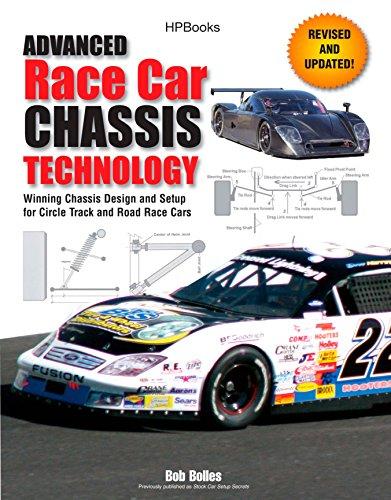 Advanced Race Car Chassis Technology por Bob Bolles
