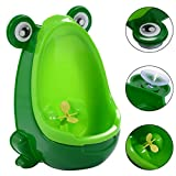 Costway Baby Kid Children potties Urinal Toilet training Boy bagno rana pee Trainer