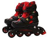 SWAGSPIN FERRARI FK32 Original INLINE Skates Black size 38-41