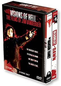 Visions of Hell: The Films of Jim Vanbebber [DVD] [Region 1] [US Import] [NTSC]