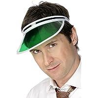 Smiffy's Poker Visor - Green