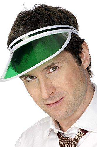 Smiffys-Poker-Visor-Green