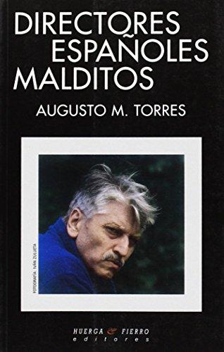 Directores españoles malditos (Cine)