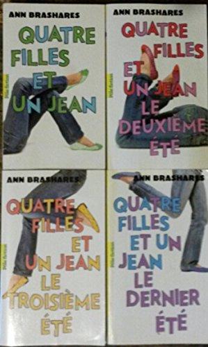 Quatre filles et un jean en 4 tomes (Quatre filles et un jean/Quatre filles et un jean le deuxième été/Quatre filles et un jean le troisième été/Quatre filles et un jean le dernier été)