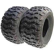 Citomerx - Lote de 2 ruedas para quad traseras,  20 x 10.00-9 para Yamaha YFZ 450 R YFM 700 R YFM 660 R, Suzuki LTZ400 LTR 450, Kawasaki KFX 450 R