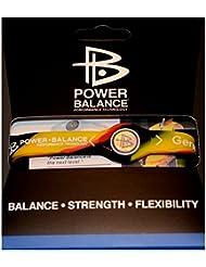 Power Balance Pulsera de silicona design Alemania Energetix 4you desempeño de la tecnología universal de 15 a 21,5 cm