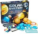 4M 665520 - Leucht-Sonnensystem Mobile Bastelset