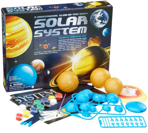 4M 665520 - Juego para crear el Sistema Solar