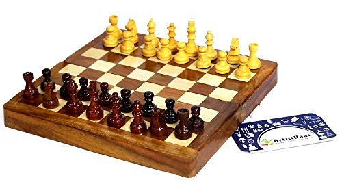 ShalinIndia Unique Gifts Folding Travel Chess Set