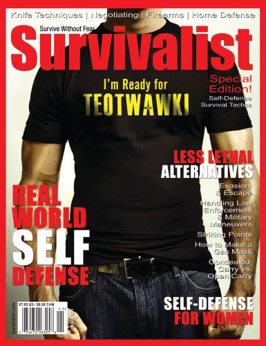 Survivalist Magazine Issue #11 - Real Self Defense (English Edition)