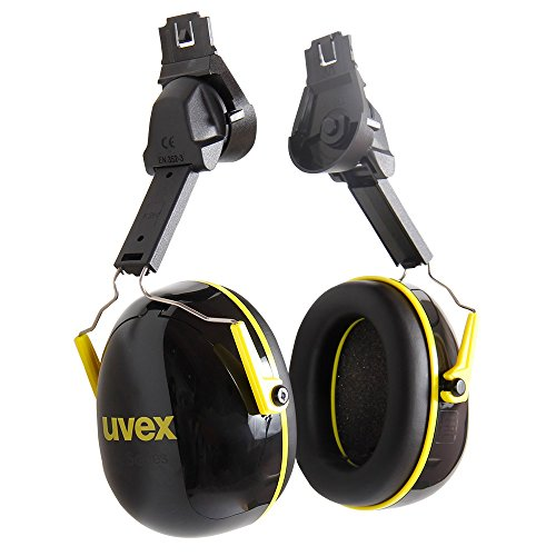 Uvex uvex2600202K2H Ohrenschützer, schwarz/gelb