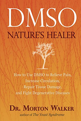 Dmso Natural Healer: Nature's Healer por Moreton Walker