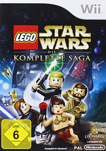 Lego Star Wars Die komplette Saga Nintendo Wii