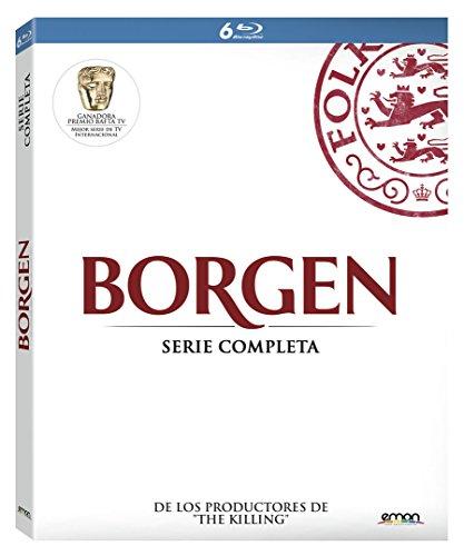 Borgen [Blu-ray]